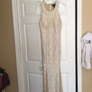 Formal dress by Cachet